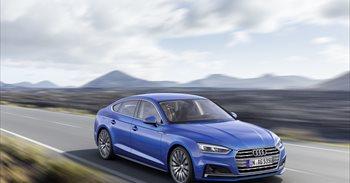 Audi lanza en España los nuevos A5 y S5 Sportback
