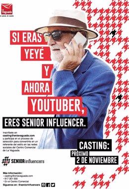 Senior Influencers en La Vaguada