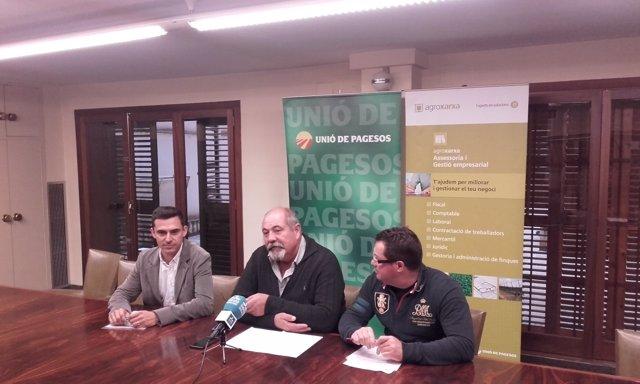 J.Gispert, J.Pedrós y R.Comes
