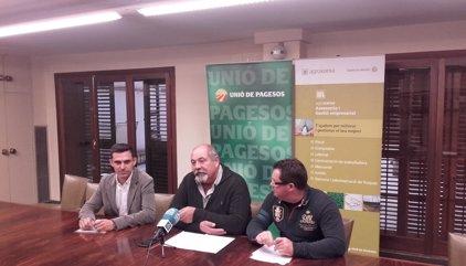 Unió de Pagesos celebra els 25 anys de la seva empresa Agroxarxa