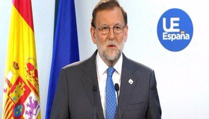 Rajoy dice que en el juicio de Gúrtel no hay ningún militante del PP