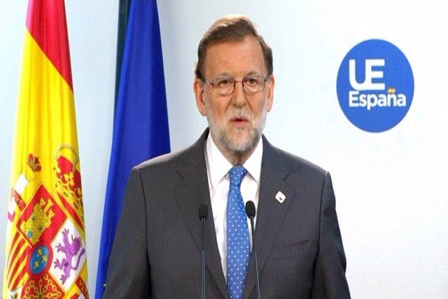 """Rajoy: """"Deberé adecuar mi discurso a la actual situación"""""""