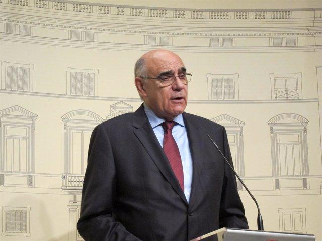 El presidente de Abertis Salvador Alemany