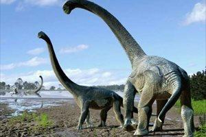 Dinosaurios gigantes cruzaron de América a Australia por la Antártida