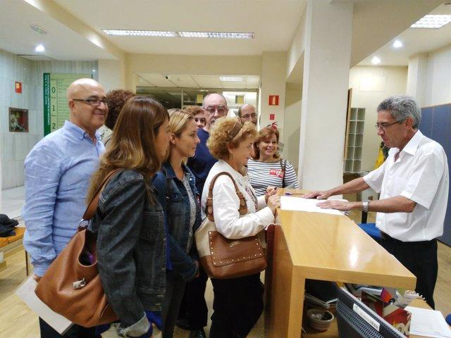 CCOO-A pide la mediación del Instituto de la Mujer de Andalucía.