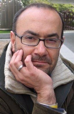 El periodista Jesús Marchamalo, autor de 'Los reinos de papel'