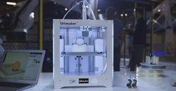 Ultimaker 3, la impressora 3D capaç de treballar en dos materials de manera simultània (ULTIMAKER)