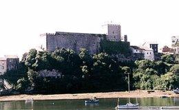 Castillo del Rey en San Vicente de la Barquera (Archivo)