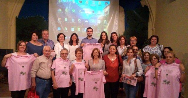 legítimo euro pequeña mama en Córdoba