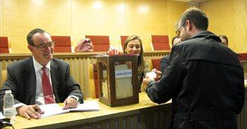 Javier Garicano, nuevo decano de los abogados de Valladolid