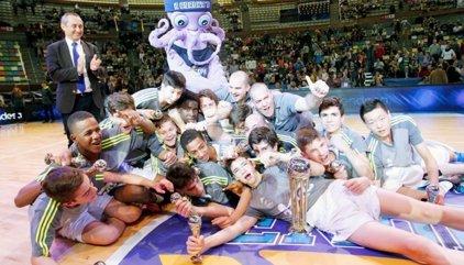 Fuenlabrada y Madrid acogerán la fase previa de la Minicopa Endesa