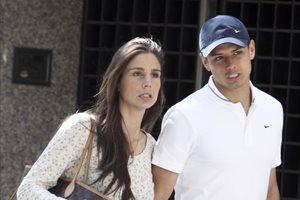 El futbolista mexicano 'Chicharito' y Lucía Villalón se casan