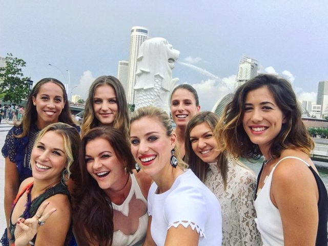 Las ocho tenistas que jugarán el WTA Finals de 2016