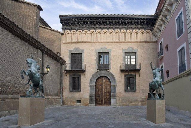 Museo Pablo Gargallo de Zaragoza.