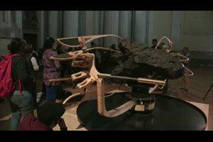 Música creada con el magnetismo de los meteoritos en México
