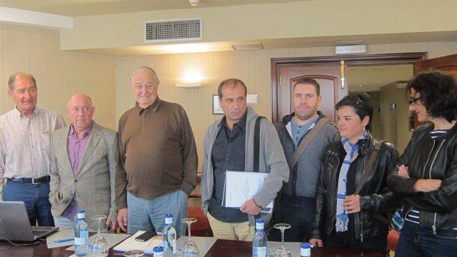 Reunión del GIC y el Foro Social en Bilbao
