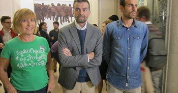 Maíllo pide paralizar la Lomce con movilización frente a la...