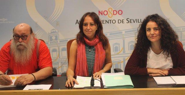 Rueda de prensa de Participa.