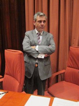 El director de la OAC, Daniel de Alfonso