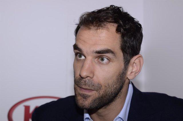 José Manuel Calderón, jugador de baloncesto español