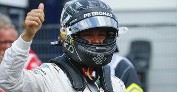 Rosberg toma el mando en la segunda sesión de libres