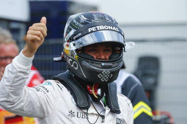 Nico Rosberg Alemania
