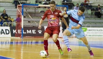 ElPozo Murcia consigue su primera victoria liguera tras golear al Levante