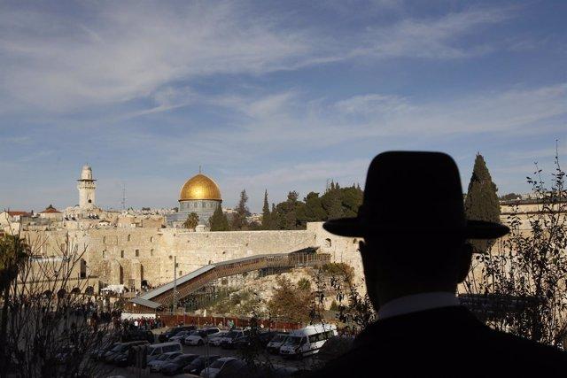 Explanada De Las Mezquitas en Jerusalén
