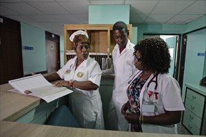 Yo elijo Cuba... por salud