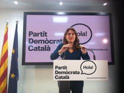 Els associats del PDC decideixen aquest dissabte si el partit passa a dir-se PDECAT (EUROPA PRESS)