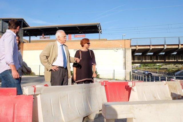 El Ayuntamiento de Sevilla invierte en un plan de accesibilidad en Bami