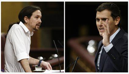 Sólo Podemos y Ciudadanos rechazan en bloque el ADSL en casa pagado por el Congreso