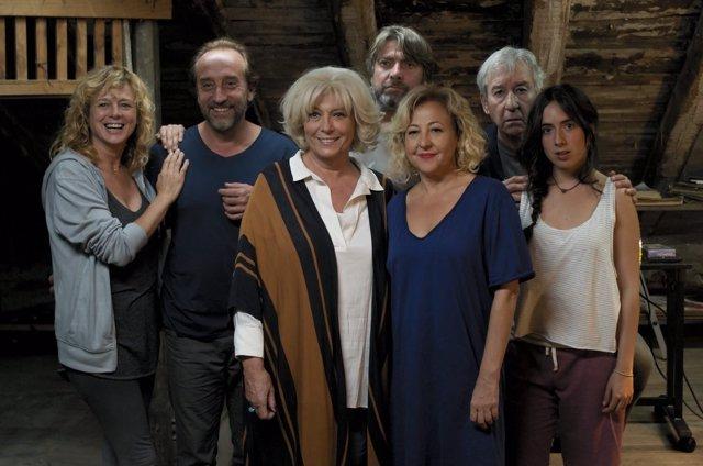 Imagen de la películas 'Las furias', ópera prima de Miguel del Arco