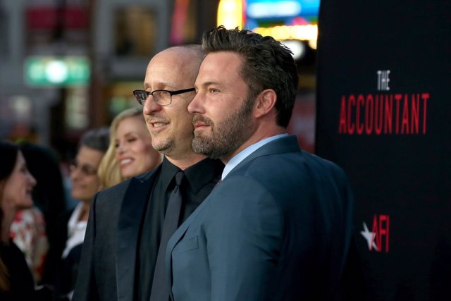 Ben Affleck y Gavin O'Connor