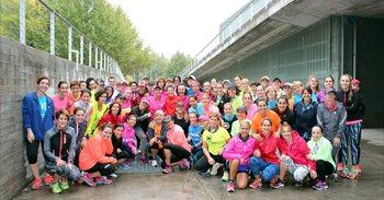 2.000 mujeres participan este domingo en el EDP Medio Maratón de la Mujer...