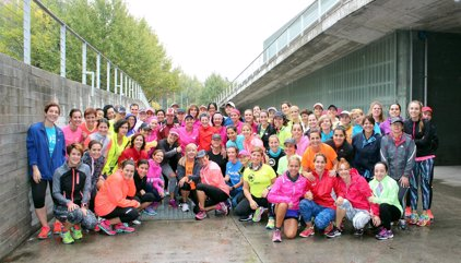 2.000 mujeres participan este domingo en el EDP Medio Maratón de la Mujer de Madrid