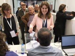 Pascal (PDC) confia que els associats ratifiquin PDECAT com a nou nom del partit (EUROPA PRESS)