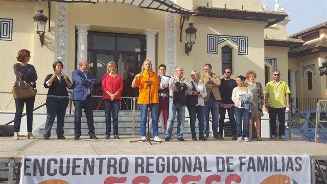 XVIII Encuentro Regional de Familias de personas con Enfermedad Mental