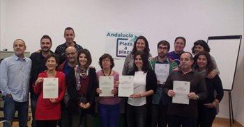 'Andalucía Plaza a Plaza' apuesta por reforzar en Podemos a círculos y...