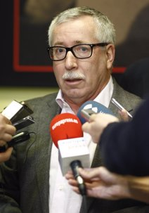 Toxo (CCOO) pide que Pacto de Toledo y la Mesa del Diálogo Social aborden medidas para mejorar los ingresos