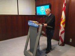 Alberto Fernández (PP) demana al Govern que acabi l'estació Ernest Lluch del Metro (EUROPA PRESS)