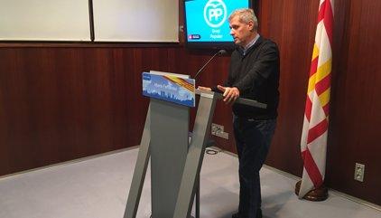 Alberto Fernández (PP) demana al Govern que acabi l'estació Ernest Lluch del Metro