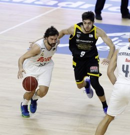 MOVISTAR ESTUDIANTES - REAL MADRID, Sergio Llull.