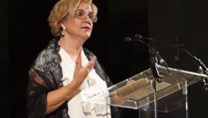 """Pilar Rahola: El DOMUND es un """"grandioso acto de amor que, en nombre de Dios, nos permite creer en el ser humano"""""""