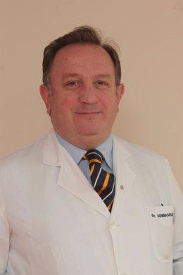 Luis Sierrasesúmaga, catedrático de Medicina de la Universidad de Navarra