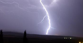 Lluvias y tormentas en todo el país este domingo