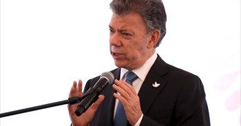 Colombia denuncia el acercamiento de un avión militar venezolano a uno de...