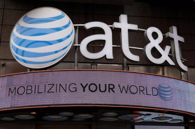 AT&T compra Time Warner