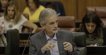 Aquilino Alonso informa el jueves en el Parlamento sobre la fusión...
