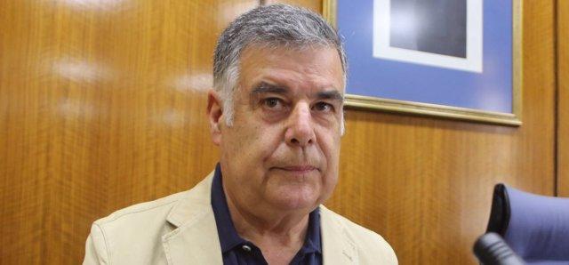 El exconsejero de Empleo José Antonio Viera ante la comisión de investigación